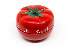 Egg timer in tomato shape for Pomodoro Technique | ✅ Marco V ...
